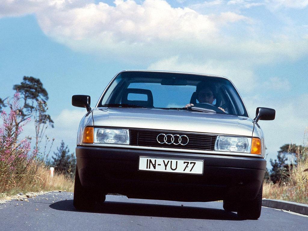 Audi 80 B3 запчасти