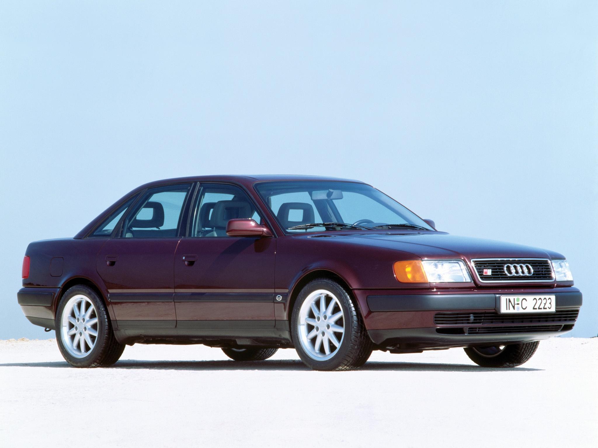 Запчасти для Audi 100 (45)