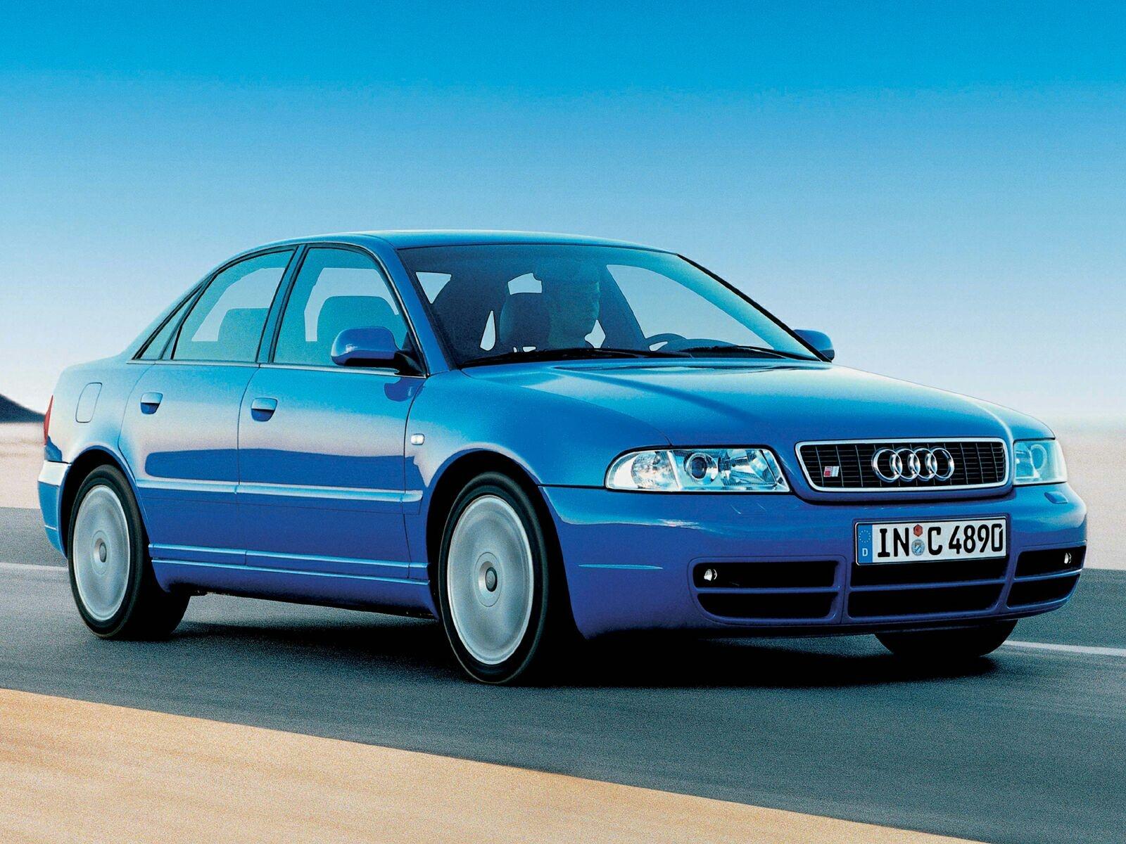 Запчасти для Audi A4 B5