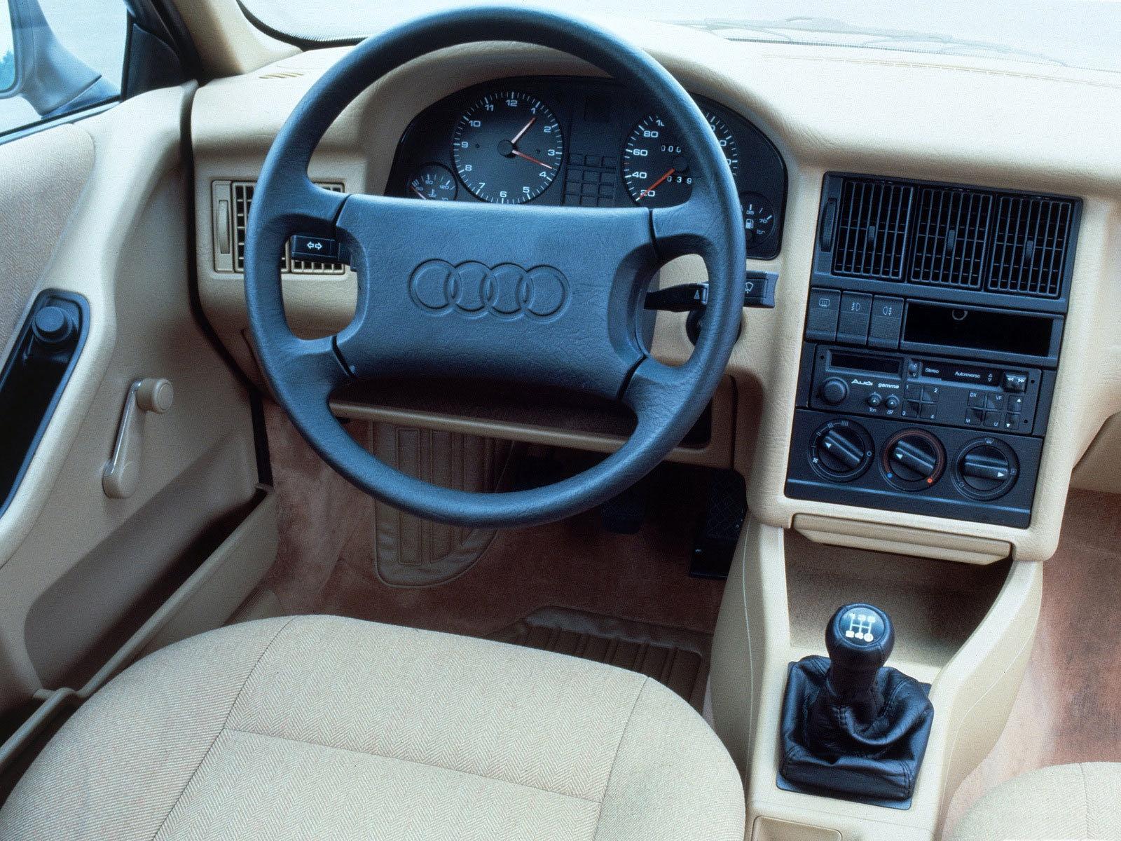 Детали кузова Audi 80 B3