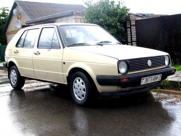 VW Golf-2 Jetta-2
