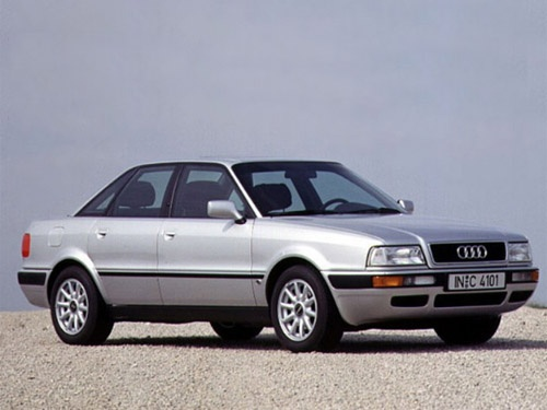 запчасти Audi 80 B4