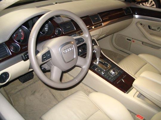 запчасти Audi A6 C6